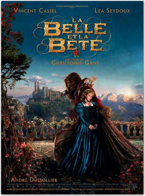 la Belle et la la Bête, le film