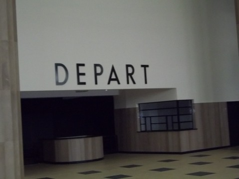 ancien aéroport du Bourget