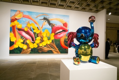Jeff-Koons-elephant