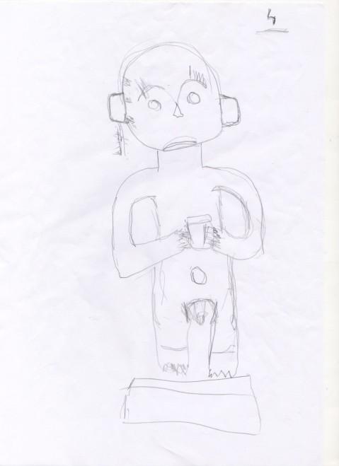dessin _mario